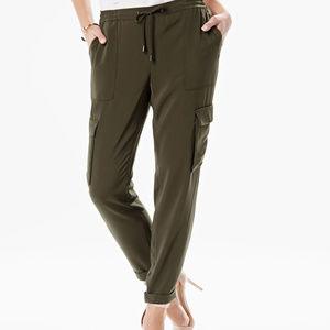 RW & Co Flowy Lounge Cargo Pants
